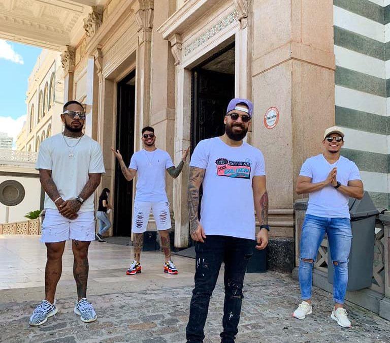 Banda Mizerê realiza live solidária neste sábado (4)