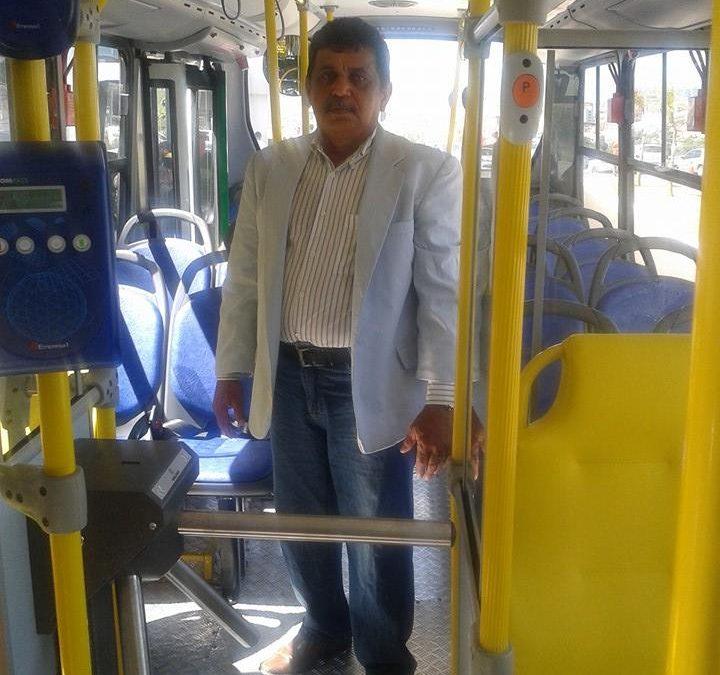 Profº Luiz será homenageado em celebração aos 30 anos de Parauapebas