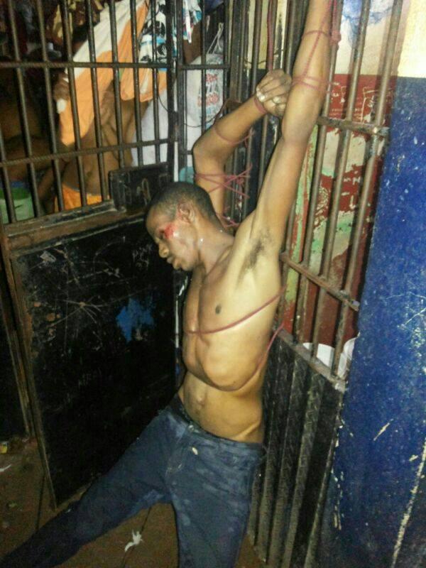 Polícia investiga morte de detento dentro de cela, na carceragem do Rio Verde
