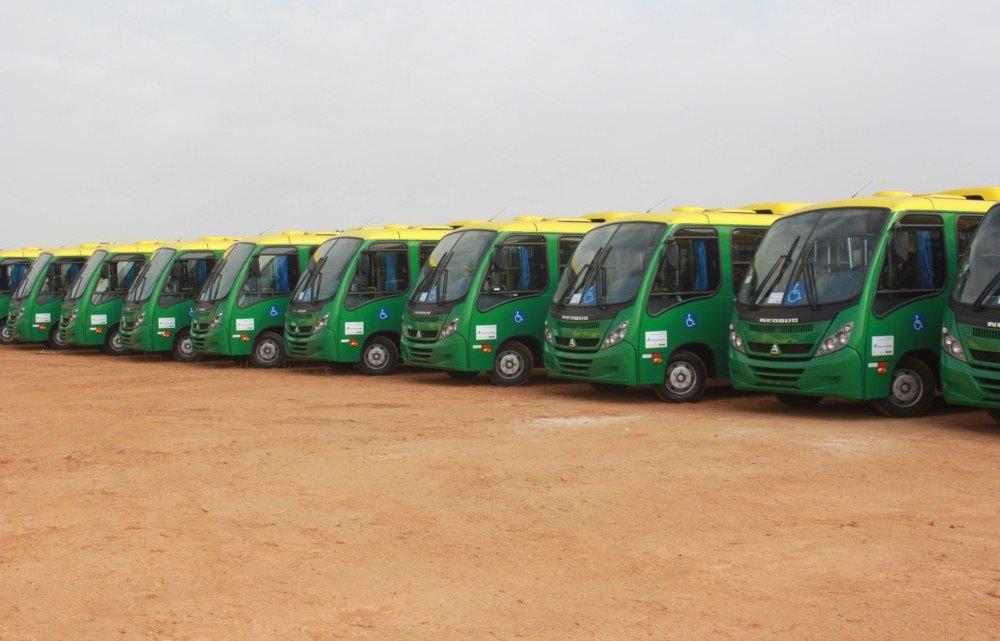 Com a chegada da nova frota de micro-ônibus, transporte coletivo terá passagem mais cara em 2015