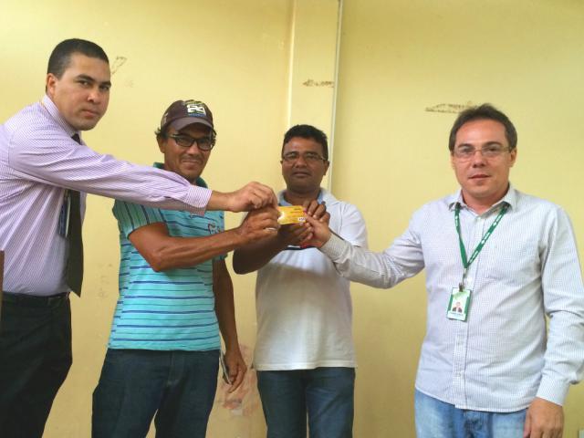 Sul do Pará: 210 famílias assentadas recebem novo Crédito Instalação