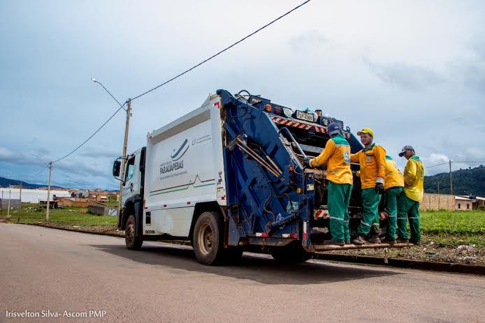 Semurb divulga os 25 novos roteiros da coleta de lixo domiciliar