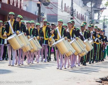 Desfile cívico de Parauapebas ocorre nesta quinta-feira, 7