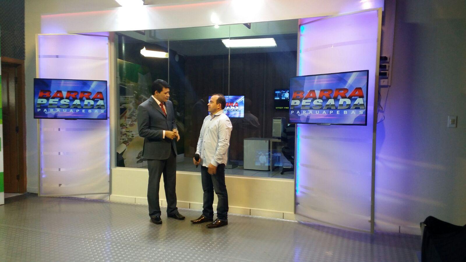 Vereador Braz é entrevistado na RBATV