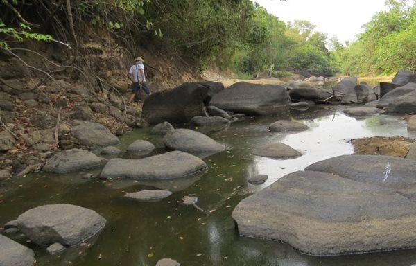 Rio Itacaiúnas: Expedição constata que nascentes estão secando