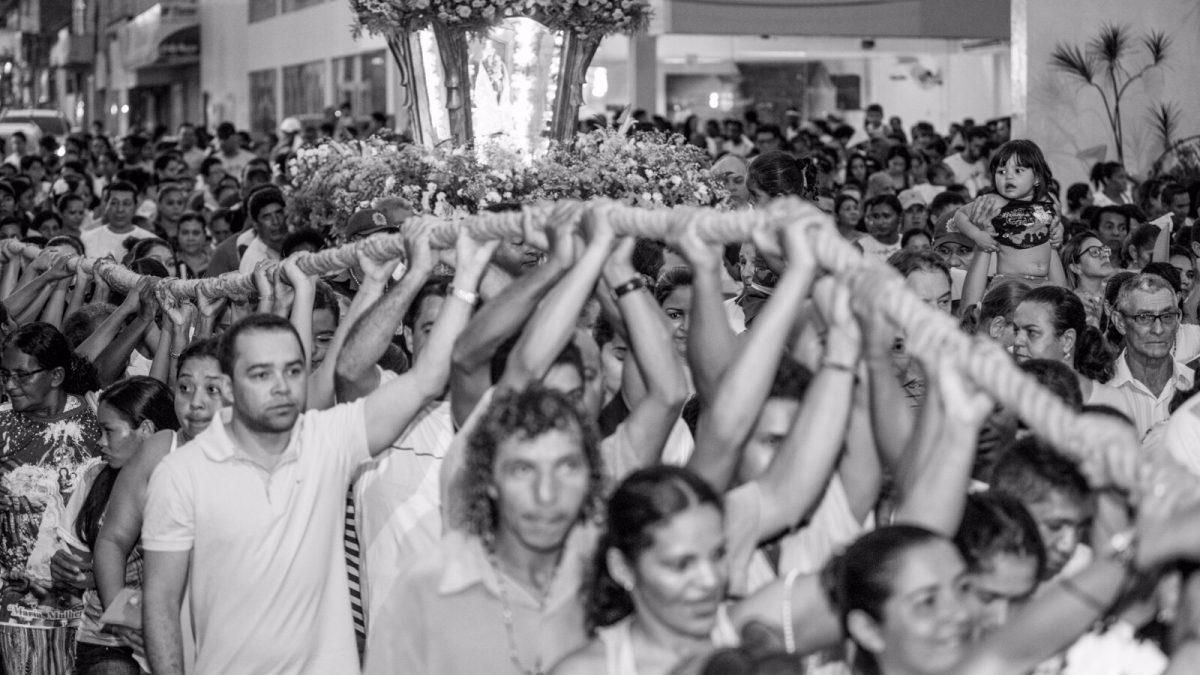 Círio de Nazaré: Mais de 30 mil pessoas participam da procissão em Parauapebas
