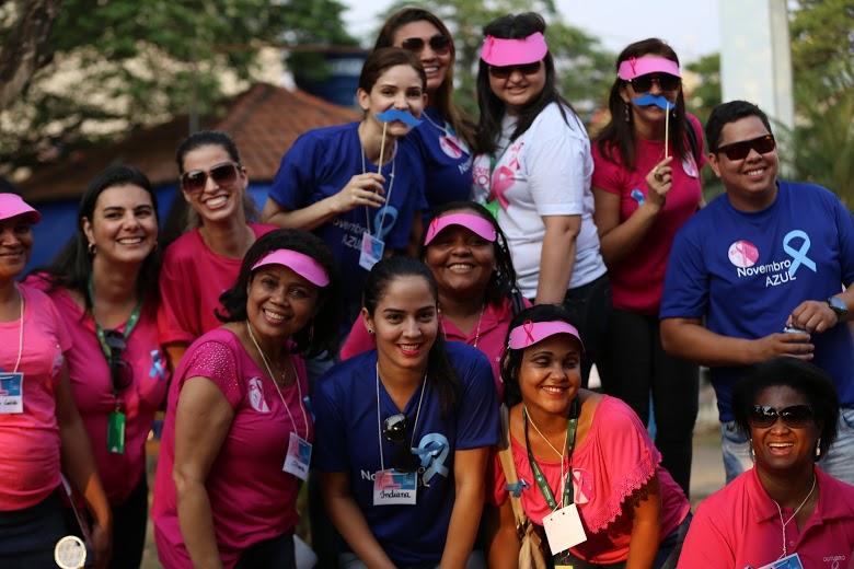 Outubro Rosa e Novembro Azul na luta pela prevenção do câncer