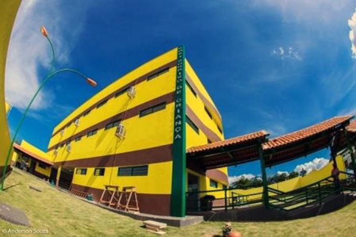 Nova estrutura da Escola de Educação Infantil Ana Maria Machado será entregue hoje (4)