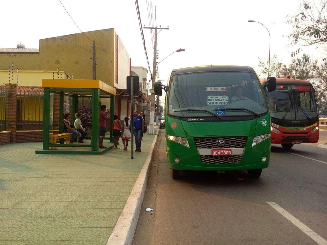 Para cobrir o rombo: Passagem do transporte público de Parauapebas tem o maior aumento do Brasil