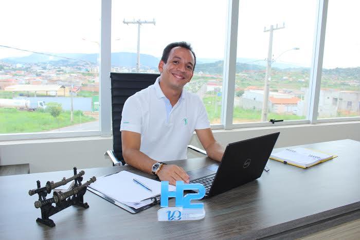 Partido da Pátria Livre lança Hipólito da H2 como pré candidato a prefeito de Parauapebas