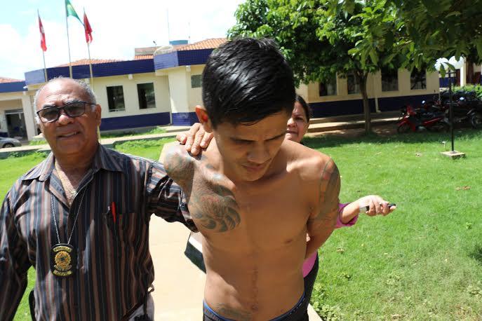 Homem que matou desafeto é preso pela Policia Civil