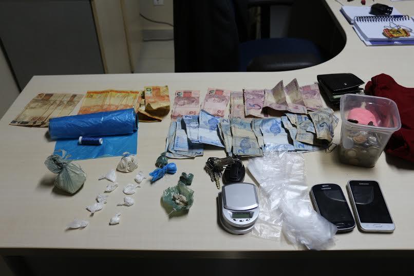 Parauapebas: Polícia Civil prende perigoso traficante
