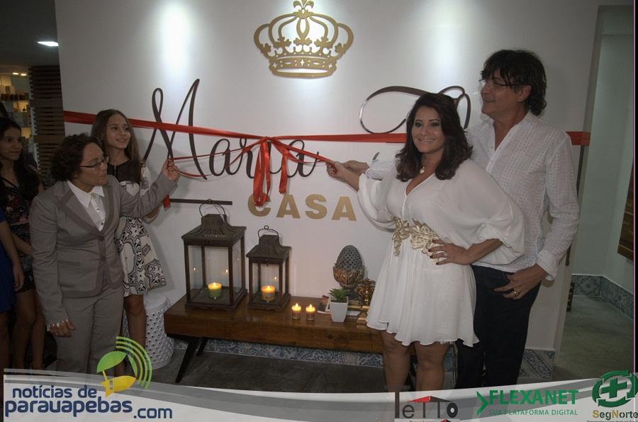 Maria Flor Casa: Loja é inaugurada e promete ser sucesso em Parauapebas