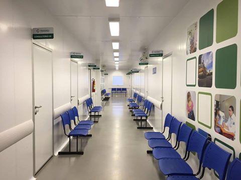 Cobertura fotográfica: Policlínica é inaugurada em Parauapebas