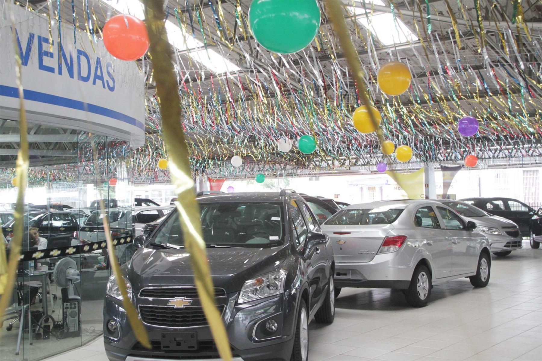 Venda de veículos despenca 21,8% no Pará
