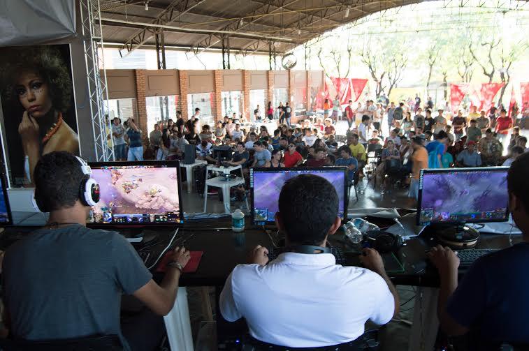 Parauapebas é sede de 1º evento de videogames do sudeste do Pará