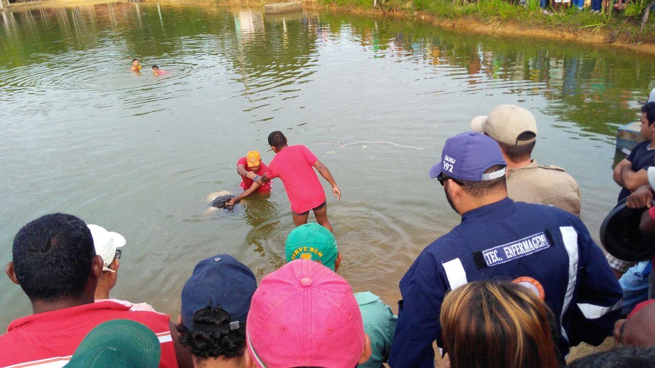 Empresário Maranhão Chaves morre após cair com carro no lago da Palmares II