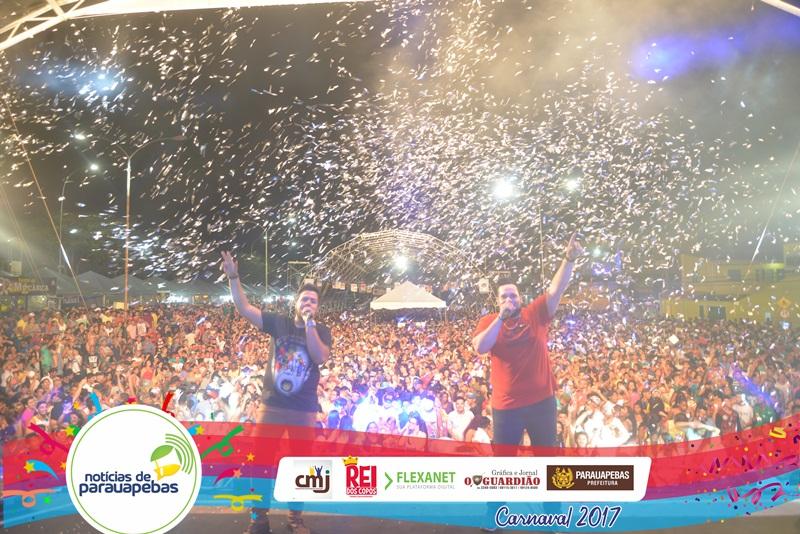Carnaval 2017: Primeira noite de carnaval em Parauapebas