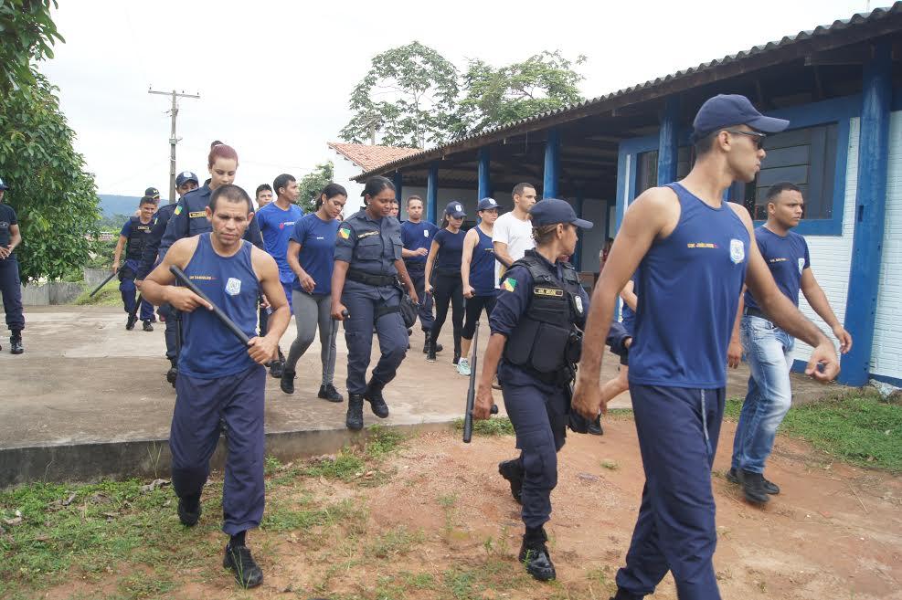Guarda Municipal é preparada para garantir tranquilidade ao Carnaval 2017