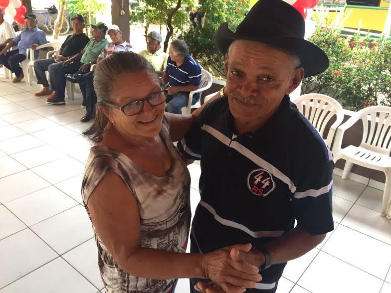 Forró dos idoso é reativado em Parauapebas