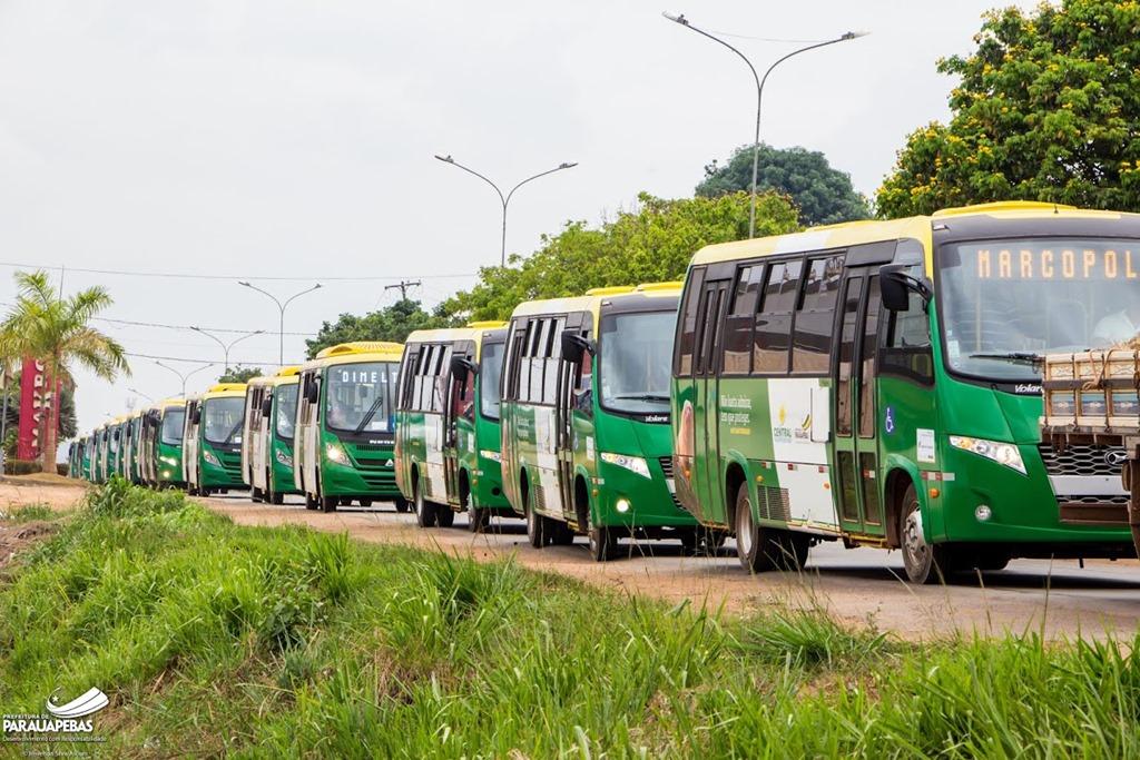 Central das Cooperativas recua e não paralisará nenhum micro-ônibus na manifestação desta terça-feira (18)