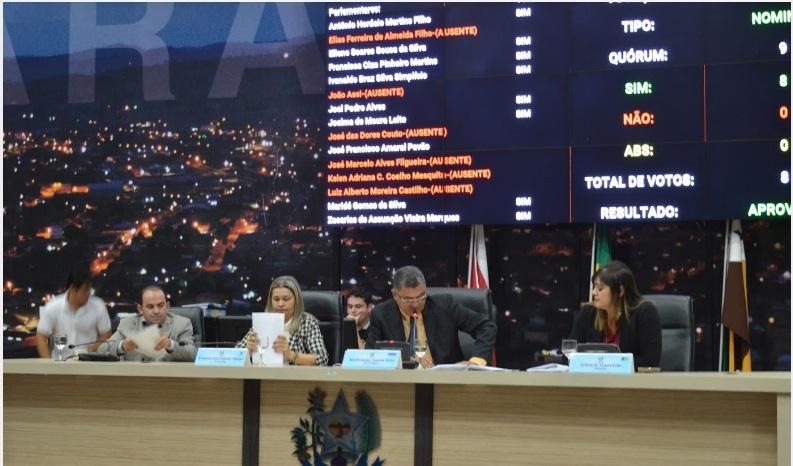 Em Parauapebas, vereadores aprovam criação de coordenadoria ligada ao gabinete do prefeito