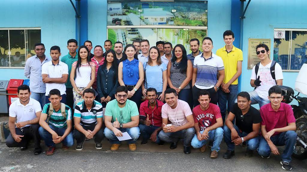 Em Parauapebas, SAAEP nomeia mais 40 concursados