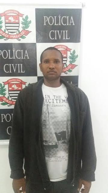 Homem que matou enteados na cidade de Curionópolis se entrega para a Policia em São Paulo