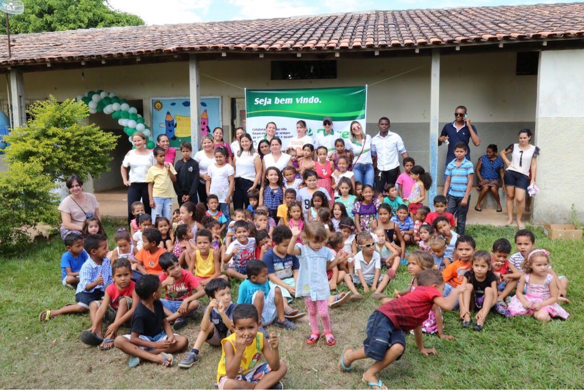 Sicredi apoia Dia C e beneficia comunidades de Parauapebas e região