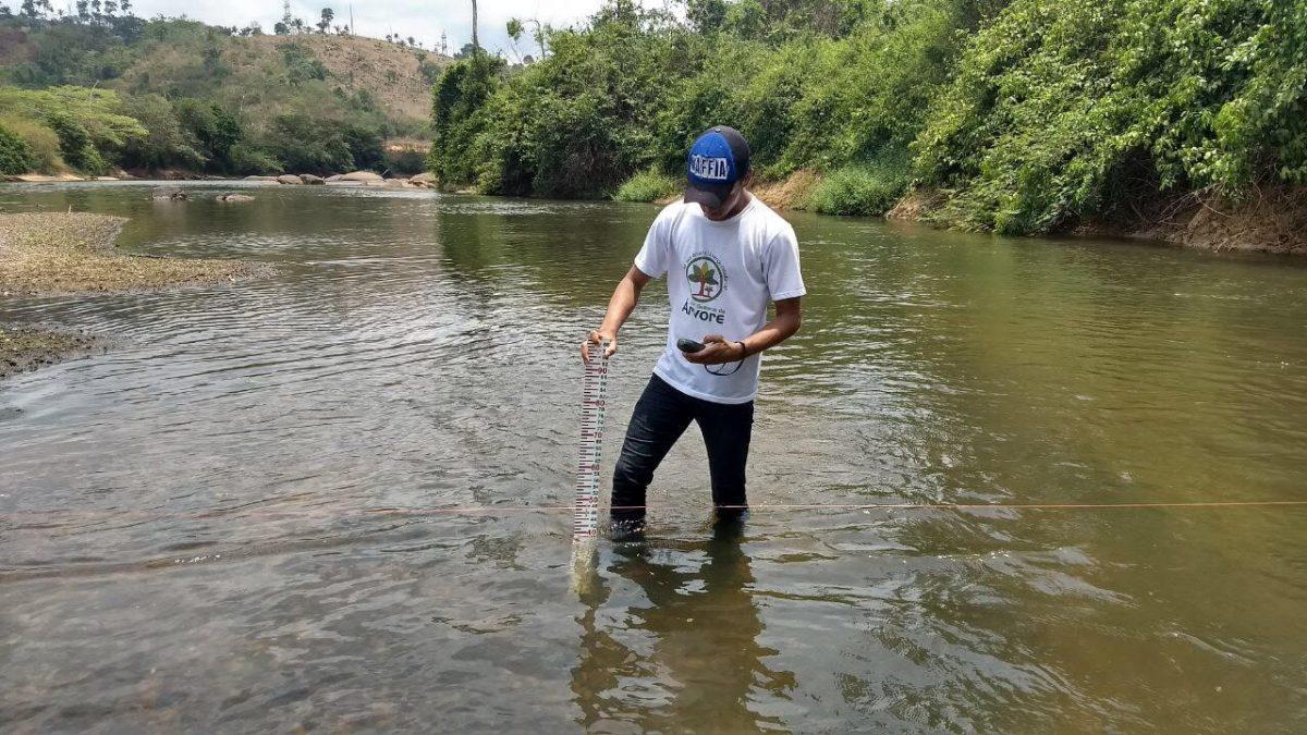 Seca no rio Parauapebas atinge nível alarmante e a falta de água já se torna realidade no município