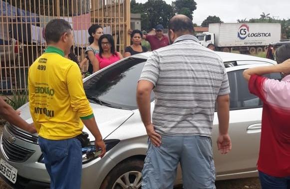 Motorista de aplicativos é encontrada no Bairro Novo Brasil em Parauapebas