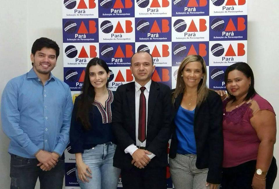 OAB de Parauapebas firma parceria com a APAMA e dará apoio jurídico a associação