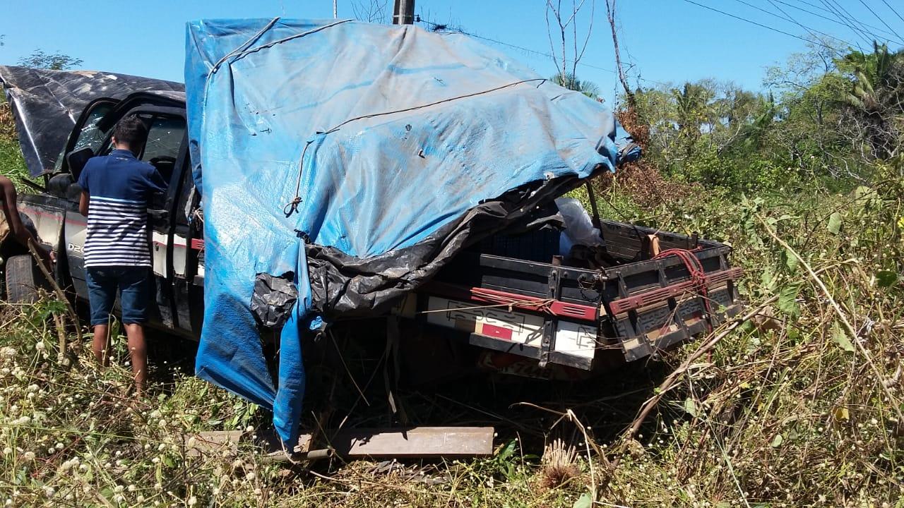 Vendedor de melancia morre em acidente de carro em Parauapebas