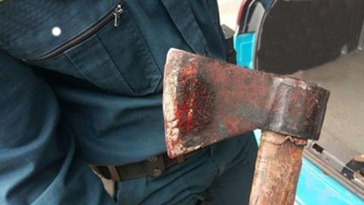 Homem é morto com golpe de machado e tem faca cravada no peito em Parauapebas