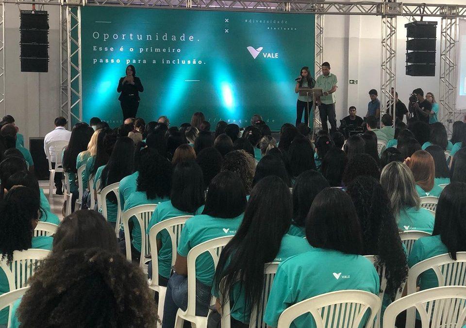Vale inicia programa de formação com 267 mulheres e pessoas com deficiência em Parauapebas