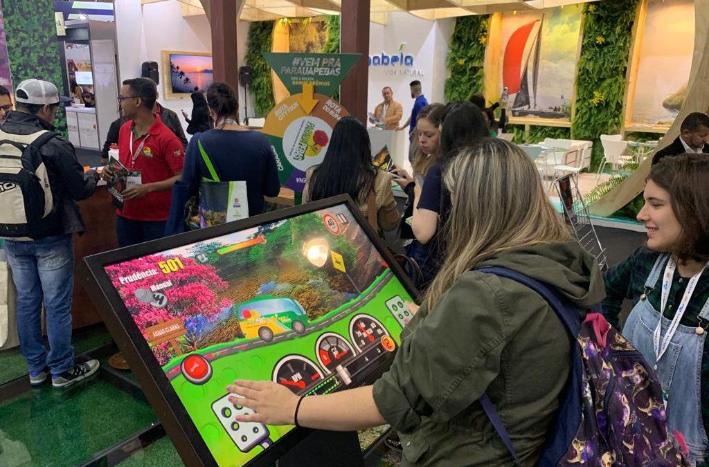 Parauapebas, é a queridinha da 47ª Expo Internacional de Turismo de 2019
