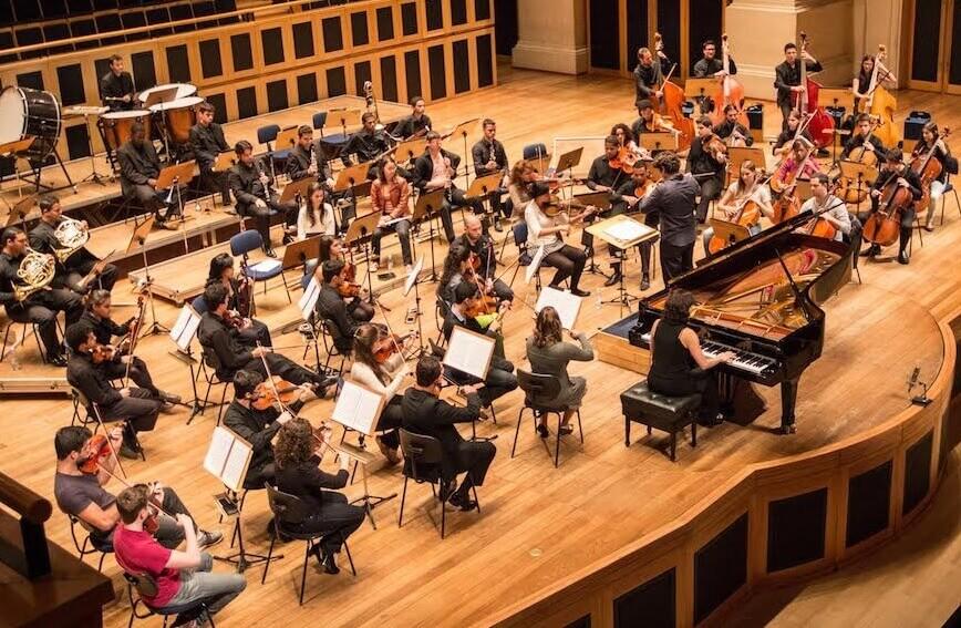 Academia Jovem Concertante faz turnê no Pará com apresentação em Parauapebas