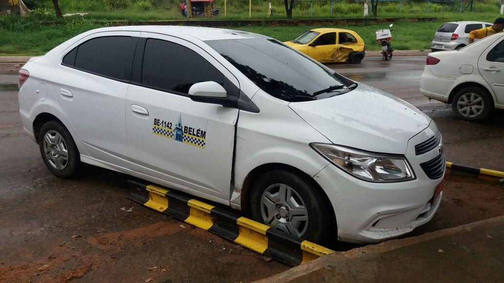 Taxista de Belém desaparece em Parauapebas e carro é encontrado com homem que usava RG falso