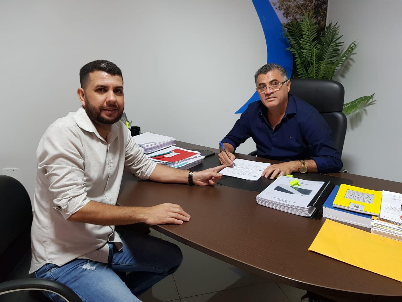 Vereador Pavão se filia ao MDB em Parauapebas