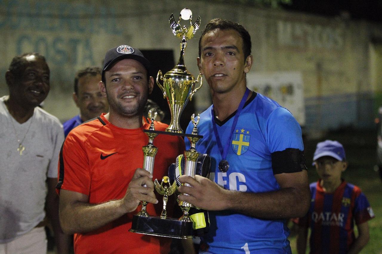 Final do Campeonato Municipal de Curionópolis de Futebol revela grande campeão