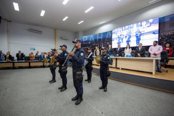 Vereador Braz solicita estudo de viabilidade de concessão de adicional ao salário para membros da Guarda Municipal