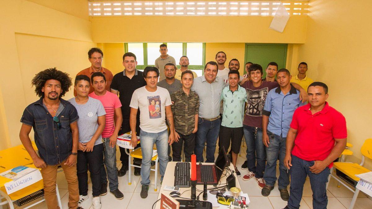 Jovens de Curionópolis recebem oportunidade de qualificação profissional