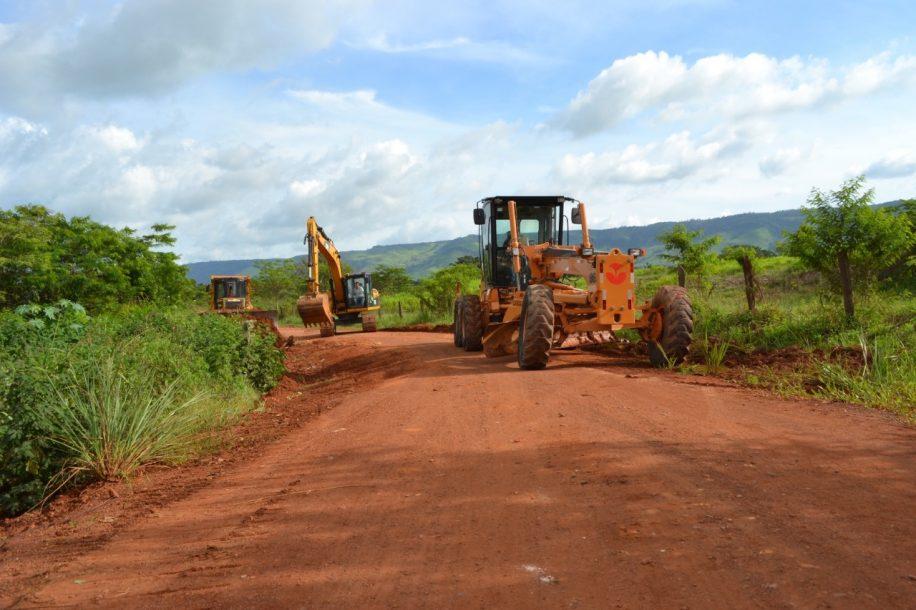 Vereador Braz solicita revestimento asfáltico na zona rural de Parauapebas