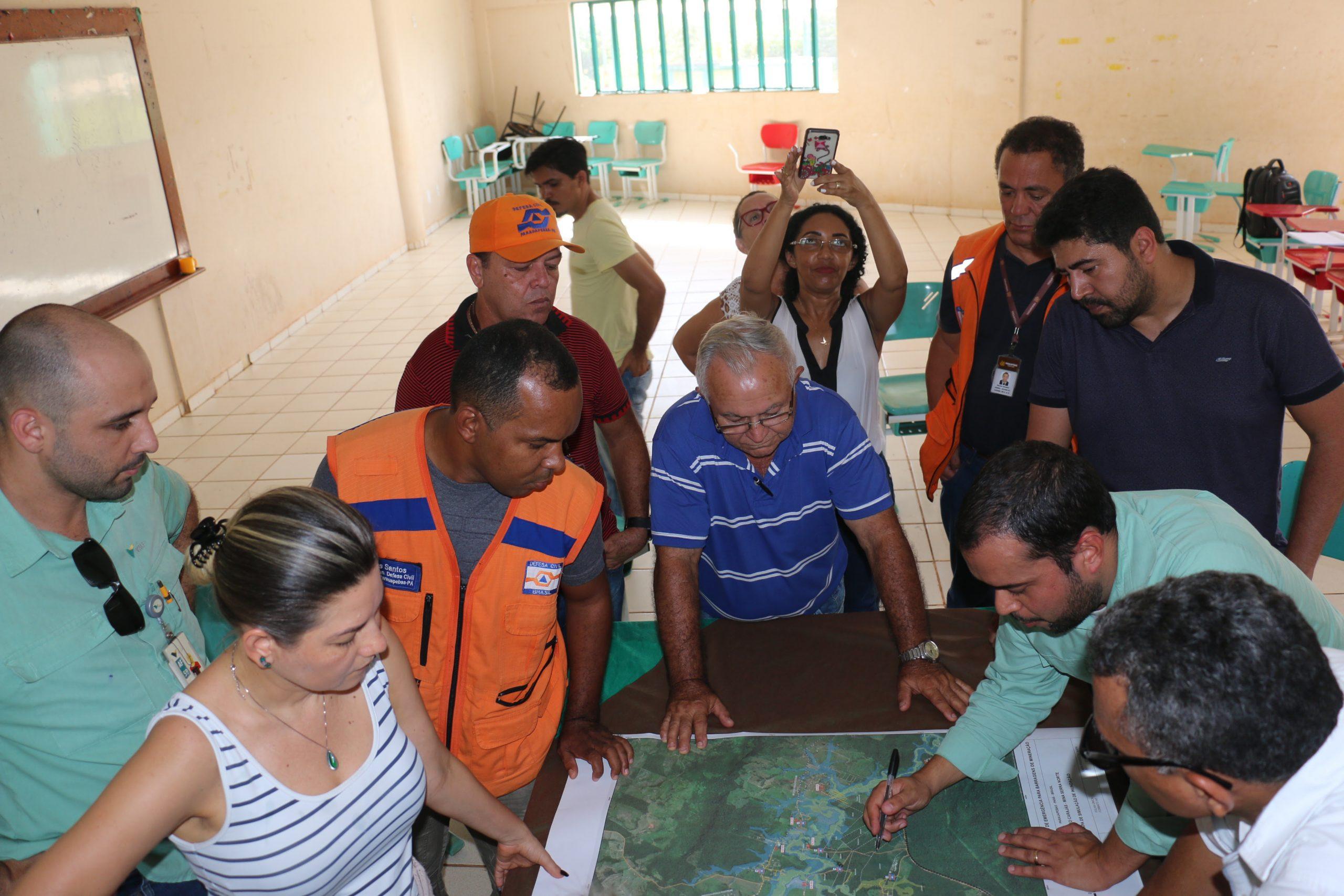 Vale reúne com comunidades de Parauapebas para esclarecer sobre barragens
