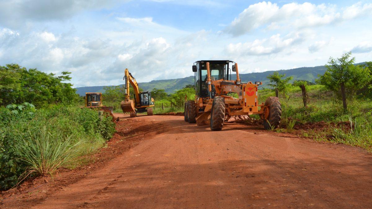 Prefeitura de Parauapebas vai investir R$ 50 milhões em estradas na zona rural