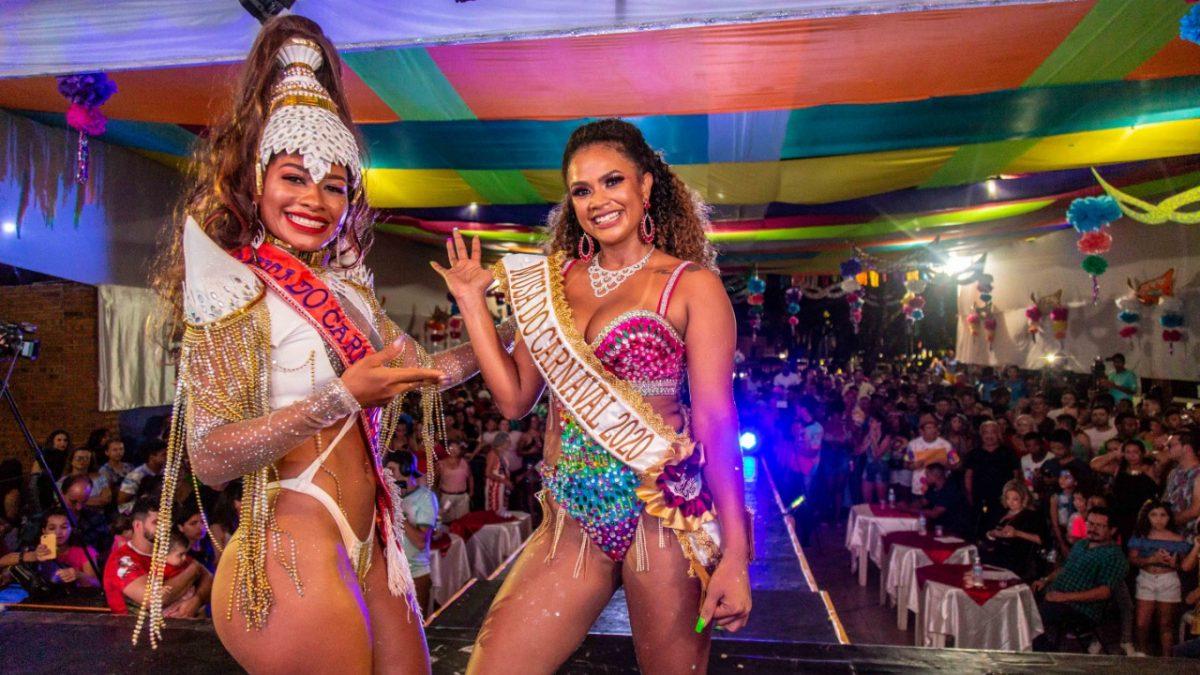 Mel Silva é eleita Musa do Carnaval de Parauapebas 2020