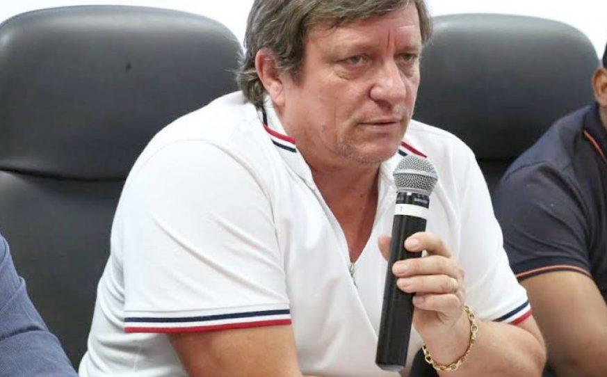Darci Lermen, prefeito de Parauapebas concederá entrevista coletiva a imprensa e anunciará novos secretários