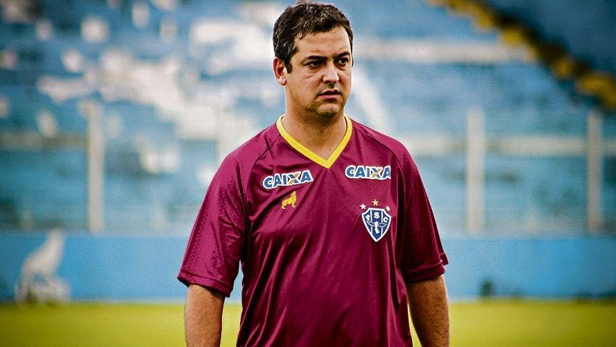 Às vésperas de confronto contra o Parauapebas, técnico do Paysandu é demitido
