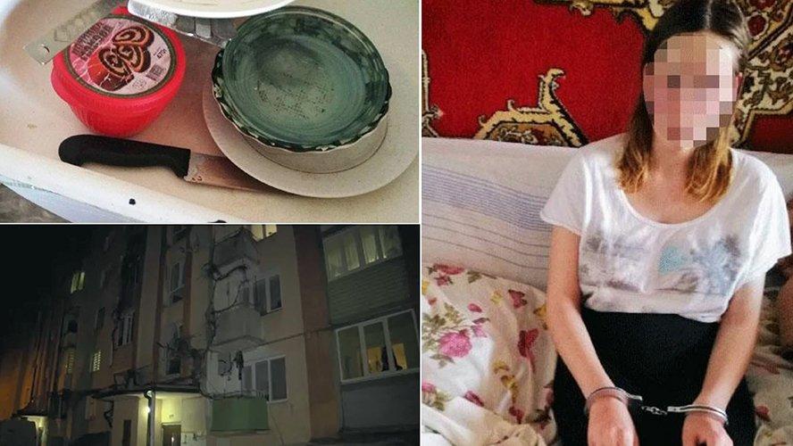 Por 'ciúmes' do marido, mãe mata a filha recém-nascida degolada