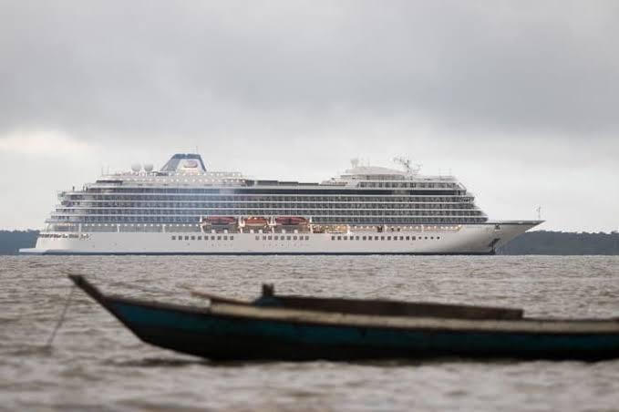 Cruzeiros voltam a colocar o Pará na rota turística mundial